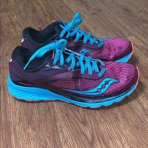 Women's Saucony Kinvara 7 Running Shoes Sz 9.5